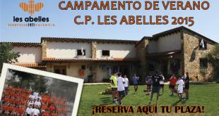 Campamento de Verano 2015 – Inscripciones