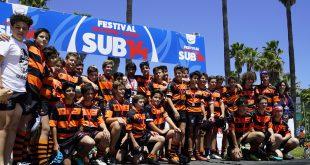 Resultado de los S-14 en el Torneo Nacional de Oliva