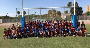 Nuevo plan de la escuela de rugby al inicio de temporada